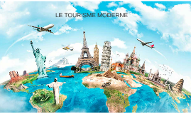 Le tourisme moderne