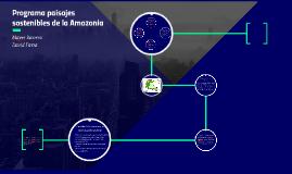 Programa paisajes sostenibles