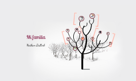 Copy of Spanish Family Tree