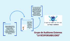 Grupo de Auditores Externos