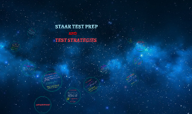 Copy of STAAR & Test Strategies