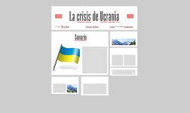 La crisis de Ucrania