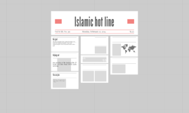 Islamic hot line