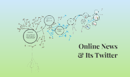 Online News & Its Twitter