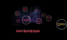 Copy of Copy of MGA URI NG PAGSULAT