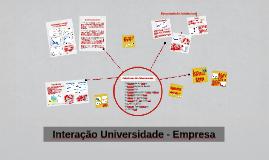 Integração Universidade - Empresa