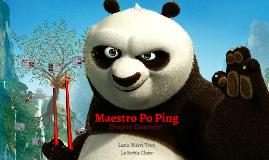 Maestro Po Ping - Presentación de Español