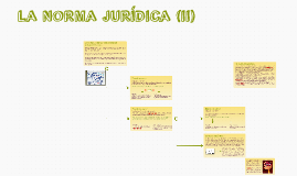 LA NORMA JURÍDICA (II)