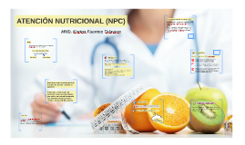 ATENCIÓN NUTRICIONAL (NDC)