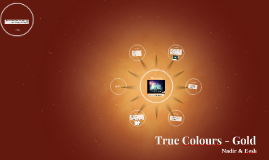 True Colours - Gold