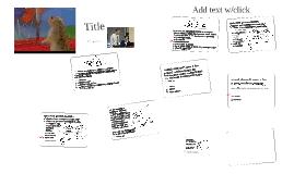 Sample Prezi TTT