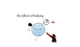 Bullying & Its effects
