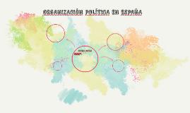 ORGANIZACIÓN POLÍTICA EN ESPAÑA
