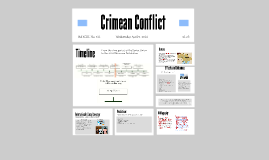 Copy of Crimean Crisis