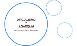 OFICIALISMO