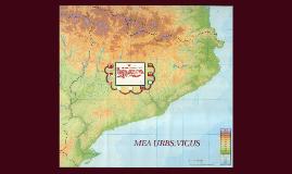 MEA URBS: VICUS