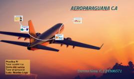 AEROPARAGUANA C.A