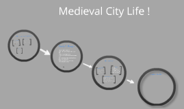 Medieval City Life !