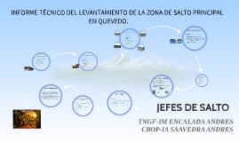 JEFES DE SALTO  SECUNDARIA