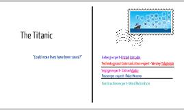 Titanic Prezi
