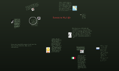 Ten Life Events
