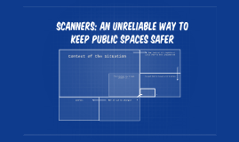 Scanners: An unreliable way to keep public spaces safer
