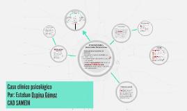 Copy of Caso clínico psicológico