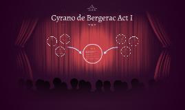 Cyrano de Bergerac Act I