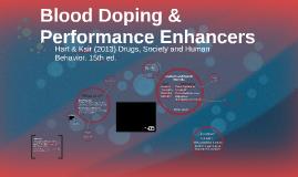 Blood Doping & Performance Enhancement