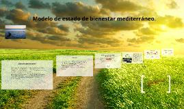 Copy of Modelo de estado de bienestar mediterráneo.