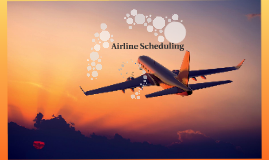 Copy of Airline Scheduling