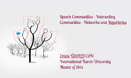 Copy of Speech Communities - Intersecting Communities - Networks and