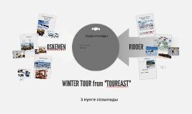 "КWINTER TOUR from ""TOUReasT"