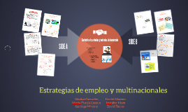 Copy of Estrategias de empleo y multinacionales