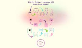 ESH151 Children's Literature AT2