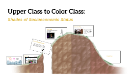 Upper Class to Color Class
