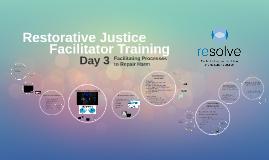 RJF Training Day 3