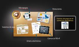 Formas de pago en el comercio electrónico