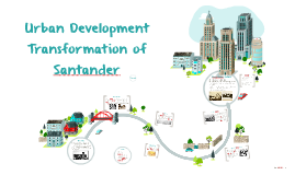 Urban Development Transformation of Santander
