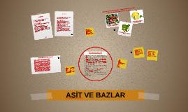 Copy of ASİTLER VE BAZLAR