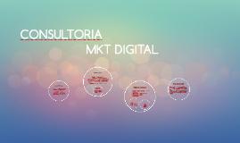Consultoria em MKT Digital