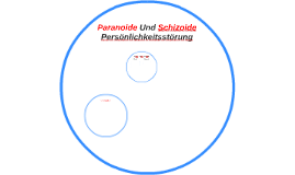 Paranoide Und Schizoide Persönlichkeitsstörung