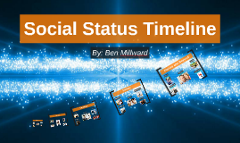 Social Status Timeline