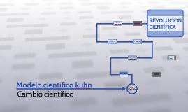 Modelo científico kuhn
