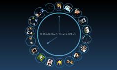 18 Things About Chris Van Allsburg