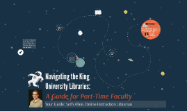 Navigating the King University Libraries: