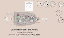 Career Services for Seniors 12-16
