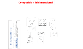 Copy of Composición Tridimensional