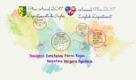 Plan anual de Inglés 2017