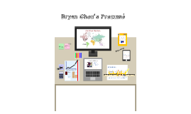Copy of Bryan Chou's Prezume